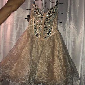 Sherri Hill homecoming prom pageant dress
